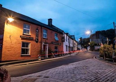 Stuart Bailey Media_Gunnislake at Night_2