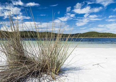 Stuart Bailey Media_Fraser Island Lake