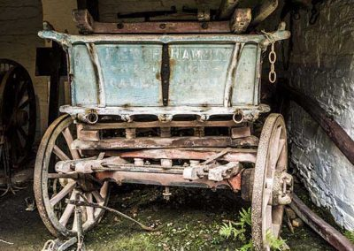 Stuart Bailey Media_Old Wagon