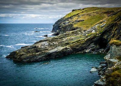 Stuart Bailey Media_Tintagel Coastline
