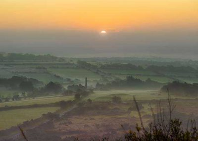 Stuart Bailey Media_Tamar Valley Sunrise