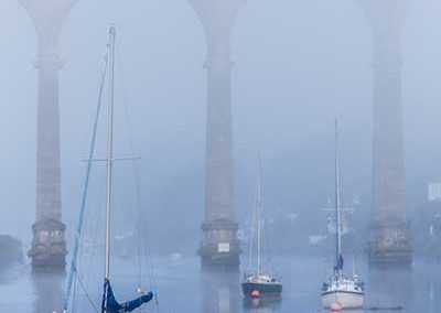Stuart Bailey Media_Arches in the Mist, Calstock