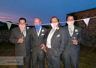 Stuart Bailey Media_Best Men at Wedding