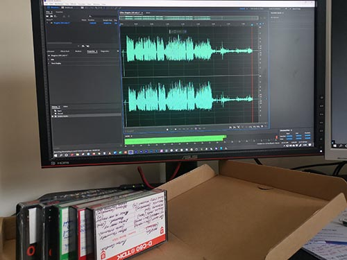 Stuart Bailey Media Audio Conversion